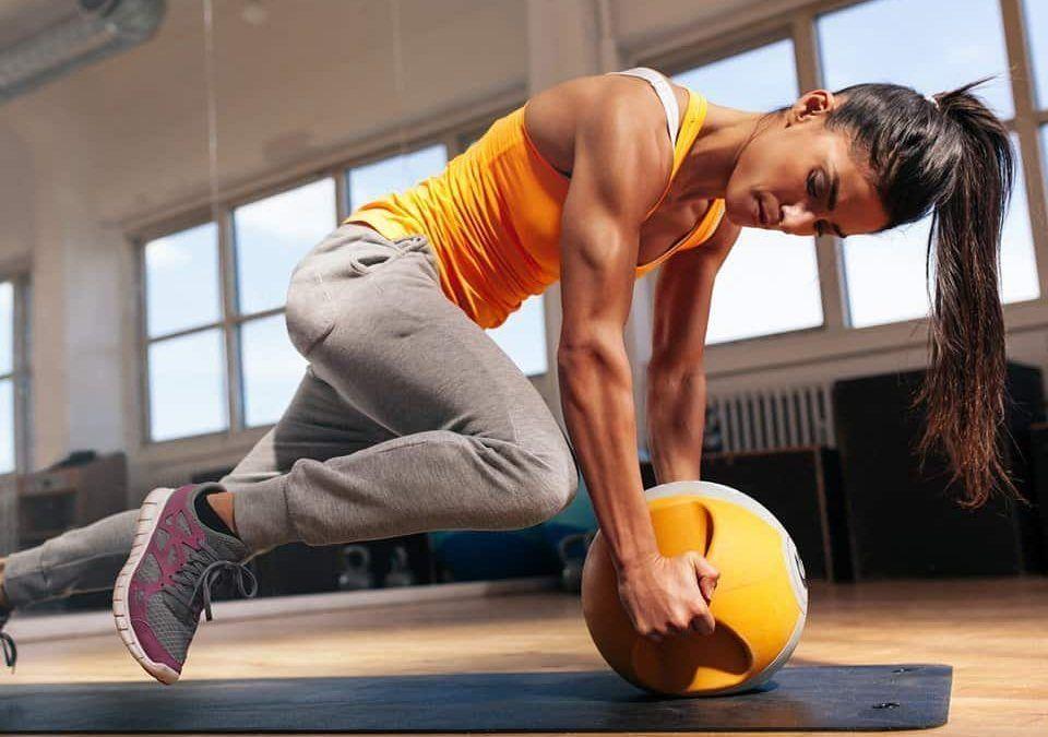 Core Exercises at Pillars of Wellness