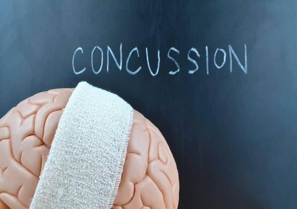 Complete concussion management therapy at Pillars of Wellness
