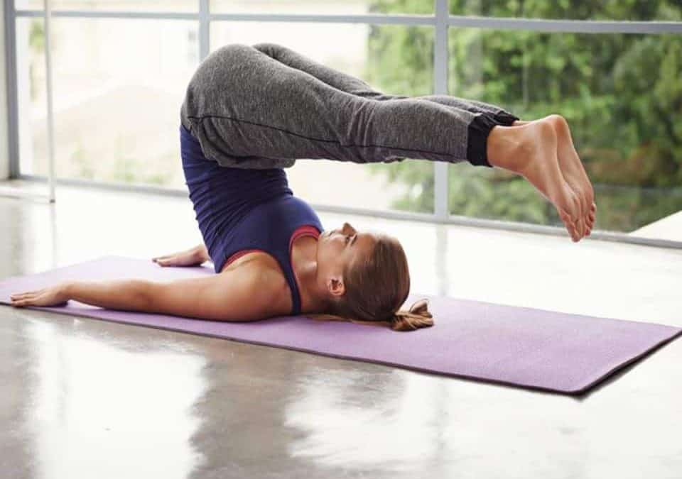 Yoga therapy can treat sciatica