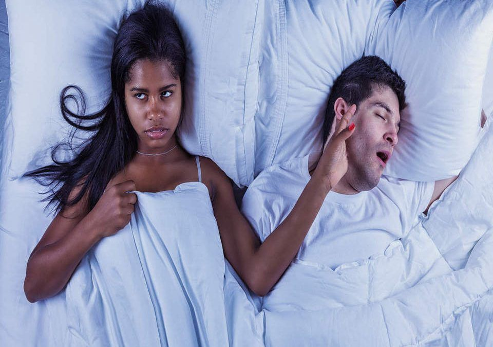 Sleep apnea treatment at Pillars of Wellness