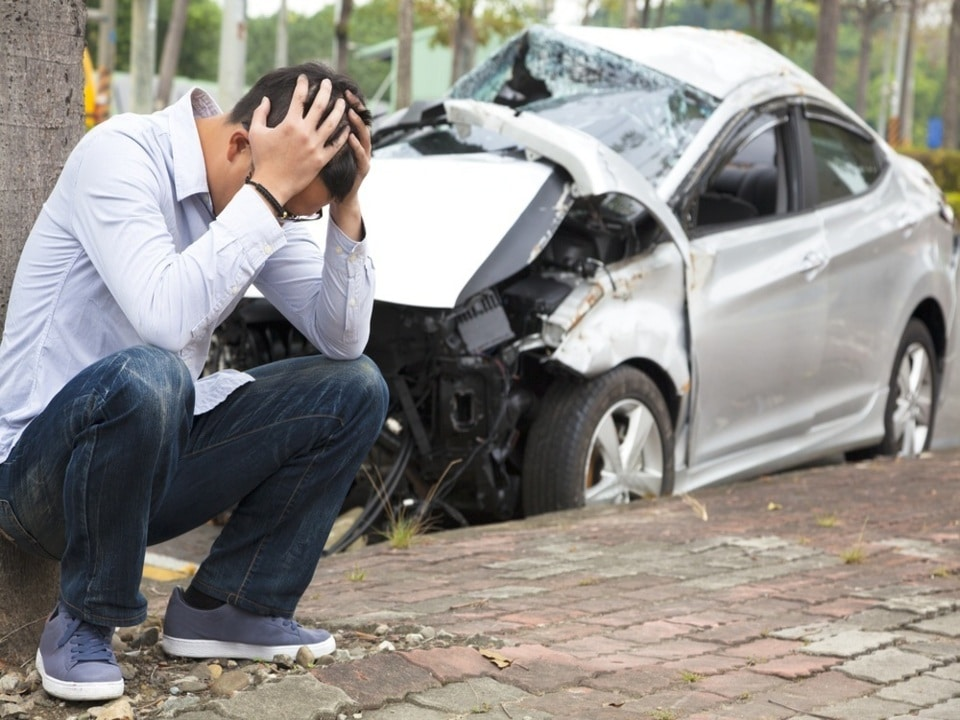 Counselling after a car accident due to a trauma