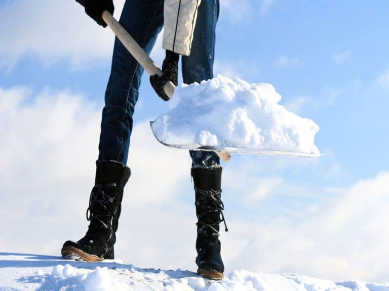 Shovelling-Snow-And-Back-Pain